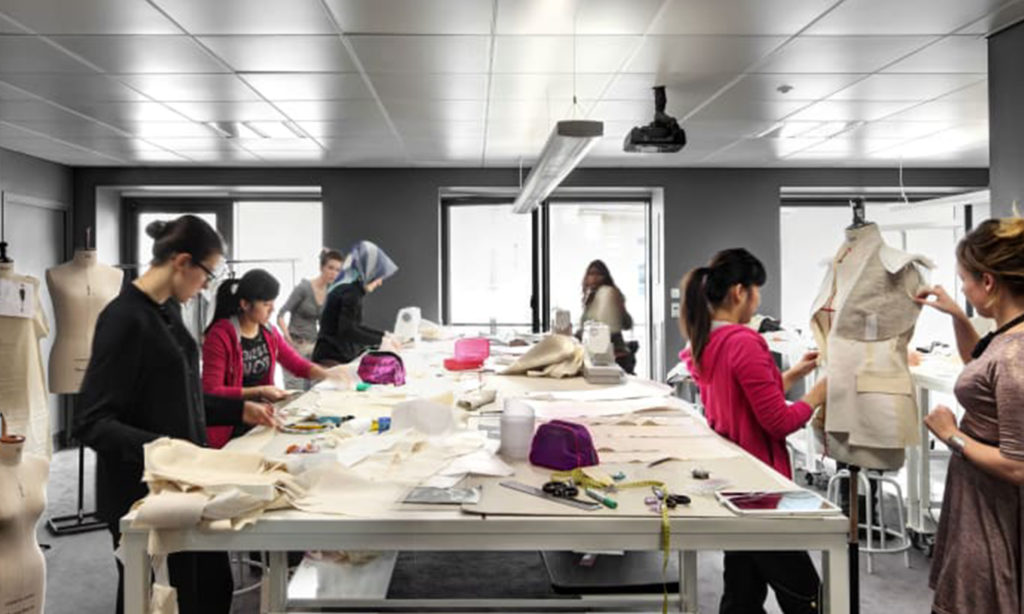 Top 20 Fashion Design Schools In The World Best Of 2019