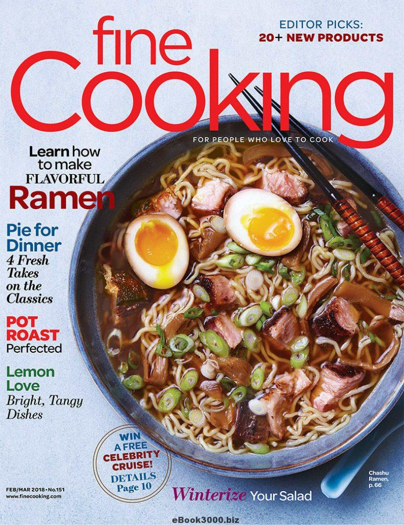Fine Cooking - Cooking Magazines
