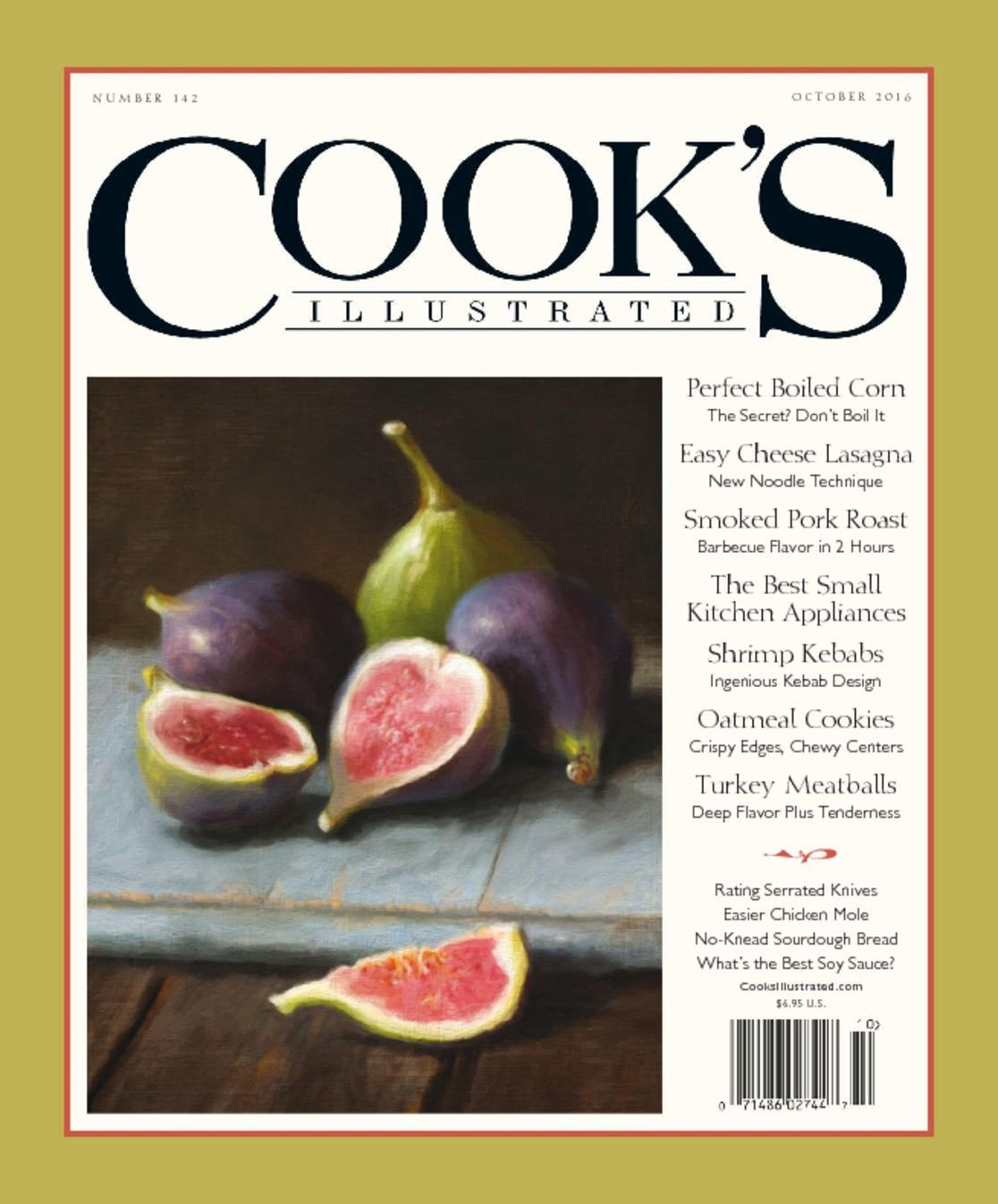 Cook's Illustrated - Cooking Magazines