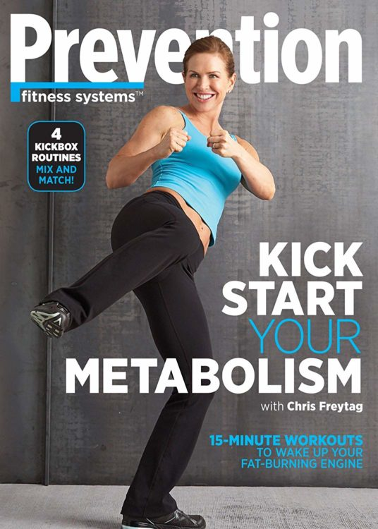 Prevention fitness magazines