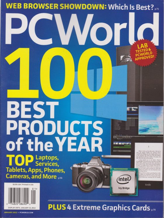 PC World | Computer Magazines