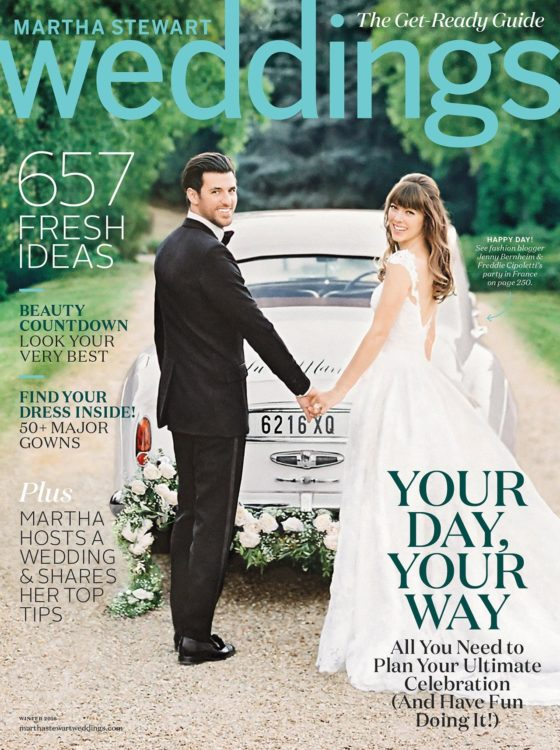 Martha Stewart Weddings - Wedding Magazines