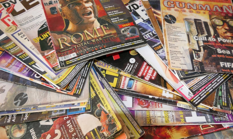 What is Gaming Magazine?