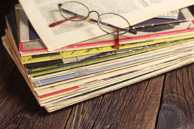 What can you do with old magazines?