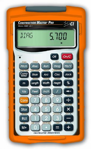 Calculated Industries 4065 Construction Master Pro