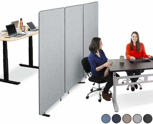 Stand Steady ZipPanels Office Partition