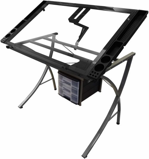Artie's Studio Office Drafting Table  Top 10 Architect Desk for Comfort and Convenience