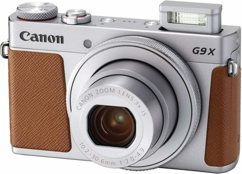 Canon PowerShot G9 X Mark II | Best Cameras for Photography