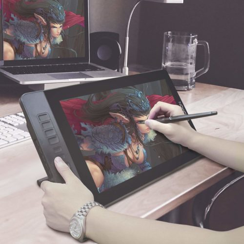 Gaomon PD1560 15.6 Drawing Tablet | Top 10 Drawing Tablets for Designer