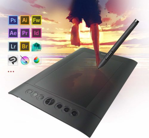 Huion H610PRO Drawing Tablet - Cheap Drawing Tablets