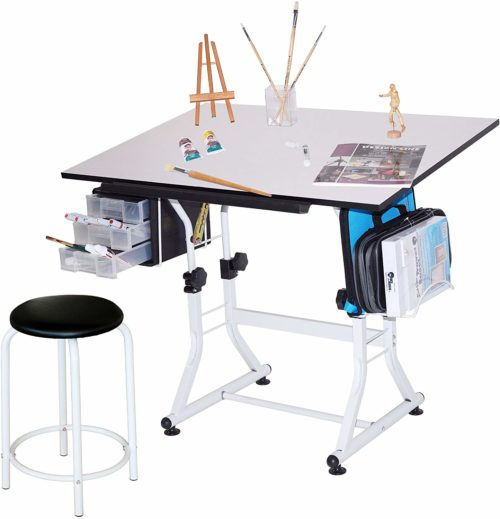 Martin Ashley Drafting Table | Top 10 Architect Desk for Comfort and Convenience