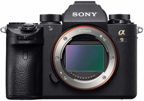 Sony a9 - Cameras for Fashion Photography