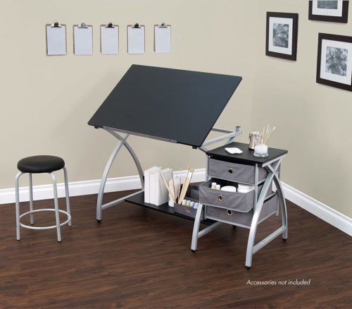 Studio Designs Comet Center | Top 10 Architect Drawing Table