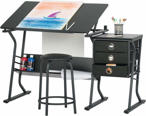 Studio Designs Eclipse Craft Center | Top 10 Architect Drawing Table
