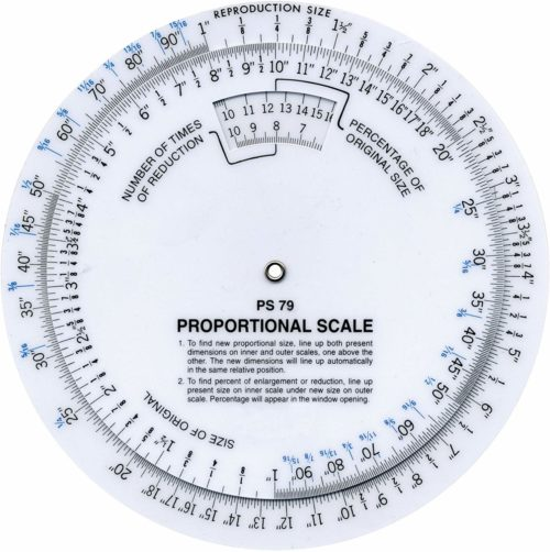 Westcott Proportional Scales   Measuring Tools for Architects