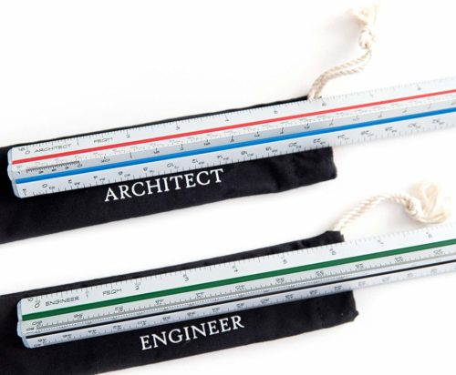 Architect Imperial Set   Measuring Tools for Architects