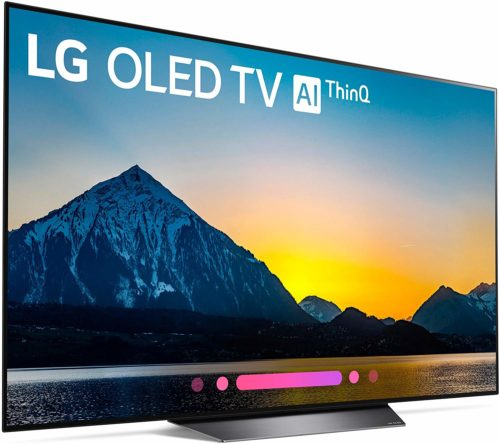 LG Electronics OLED65B8PUA 65-Inch 4K Ultra HD Smart OLED TV | 10 Best TVs for Office