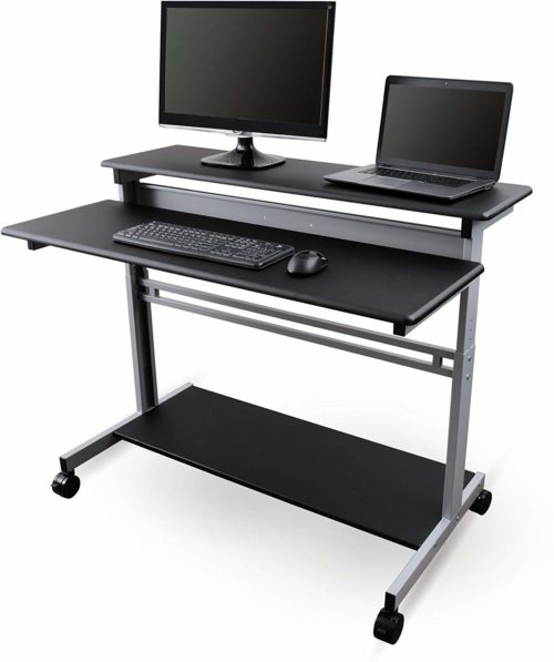 Mobile Ergonomic Stand up Desk