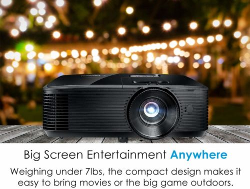 Optoma HD243X 1080p | CONFERENCE ROOM PROJECTOR