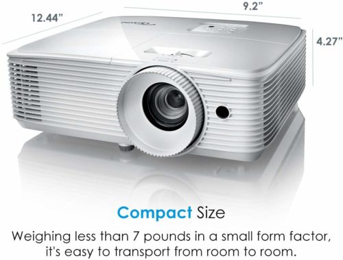 Optoma S343 SVGA DLP | CLASSROOM PROJECTOR