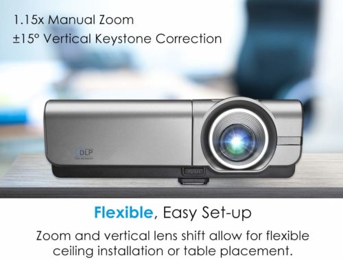 Optoma EH500 High Brightness | CONFERENCE ROOM PROJECTOR