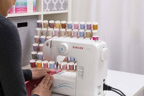 SINGER Start 1304 Free Arm Sewing Machine with 6 Built-in Stitches