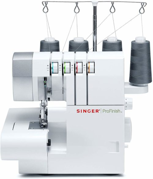 Singer ProFinish 14CG754 Serger 2-3-4 Thread | Top 10 Singer Sewing Machines