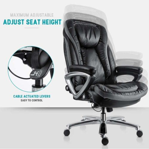 Smugdesk High Back Executive Office Chair | EXECUTIVE OFFICE CHAIRS