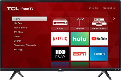 TCL 55S425 55 inch 4K Smart   TV For Classroom