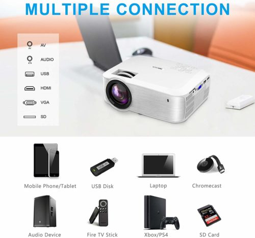OPVISION Full HD 1080P | Office Projectors