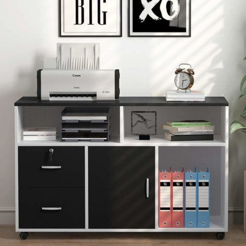 Tribesigns File Cabinet | Modern Office Furniture