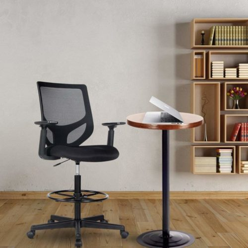 Drafting Chair Tall Office Chair   Camera Accessories