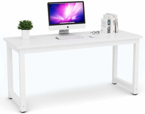 Tribesigns Computer Desk | Top 10 best modern office furniture in 2019
