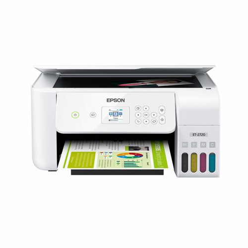 Epson EcoTank ET-2720 Wireless Color All-in-One Supertank Printer - Cheap Copy Machines