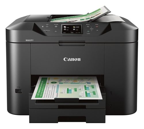 Canon Office and Business MB2720 Wireless All-in-one Printer, Scanner, Copier and Fax