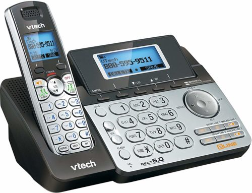 VTech DS6151 2-Line Cordless Phone System | 15 things your office should have
