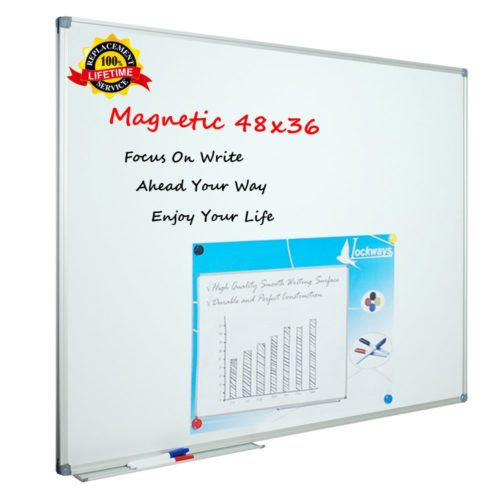 Lockways White Board Dry Erase Board | 15 things your office should have