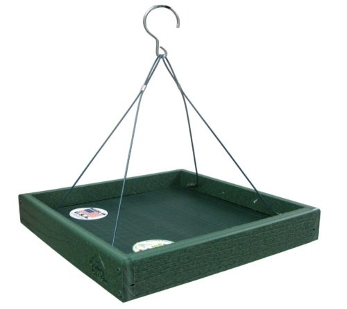 Woodlink Going Green Platform Bird Feeder Model GGPLAT | Bird Feeder