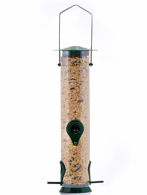 Gray Bunny GB-6847 Classic Tube Feeder | Bird Feeder