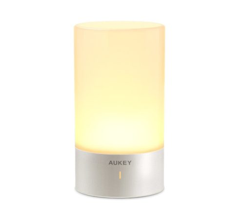 AUKEY Table Lamp - Things You Should Have on Your Office Desk