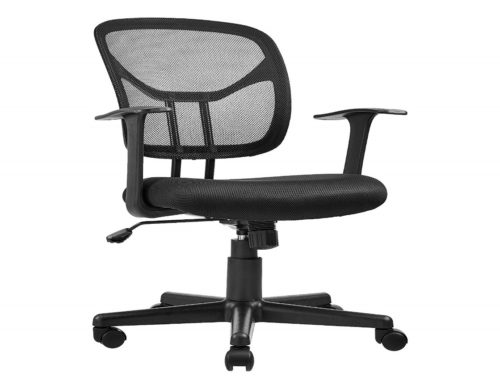 AmazonBasics Mid-Back Desk Office Chair | 10 Things Animators Should Have