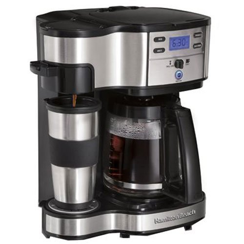 Hamilton Beach 49980Z 2-Way Brewer - What you should have in your office