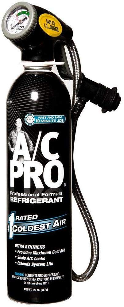 InterDynamicsA/C PRO ACP-100 Professional Formula | Gas Kits for Air Conditioners