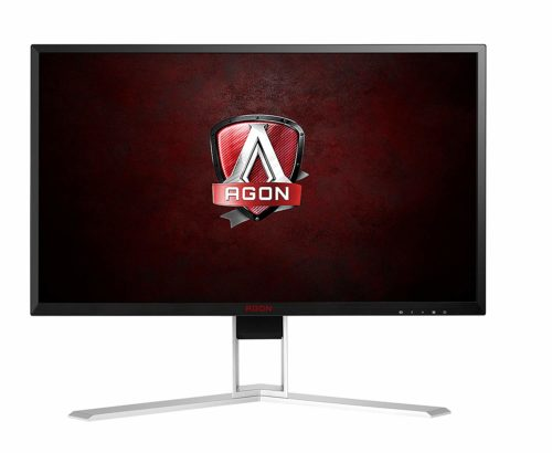 "AOC Agon AG241QX 24"" Gaming Monitor - Gaming Monitors with Speakers"