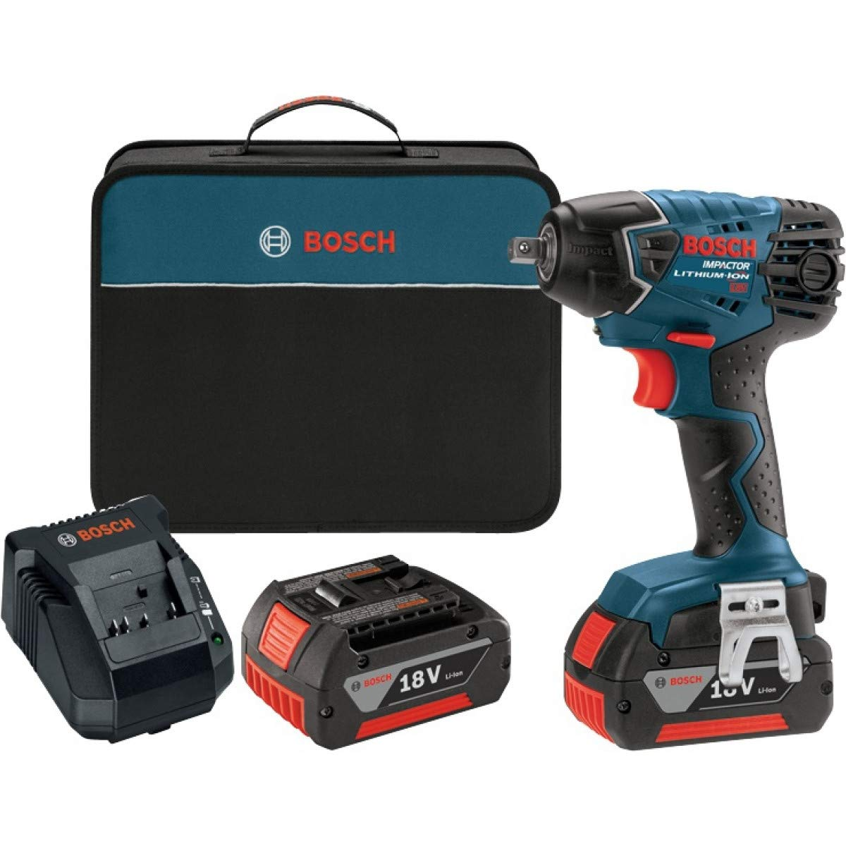 Bosch IWH181-01- Cordless Impact Wrenches