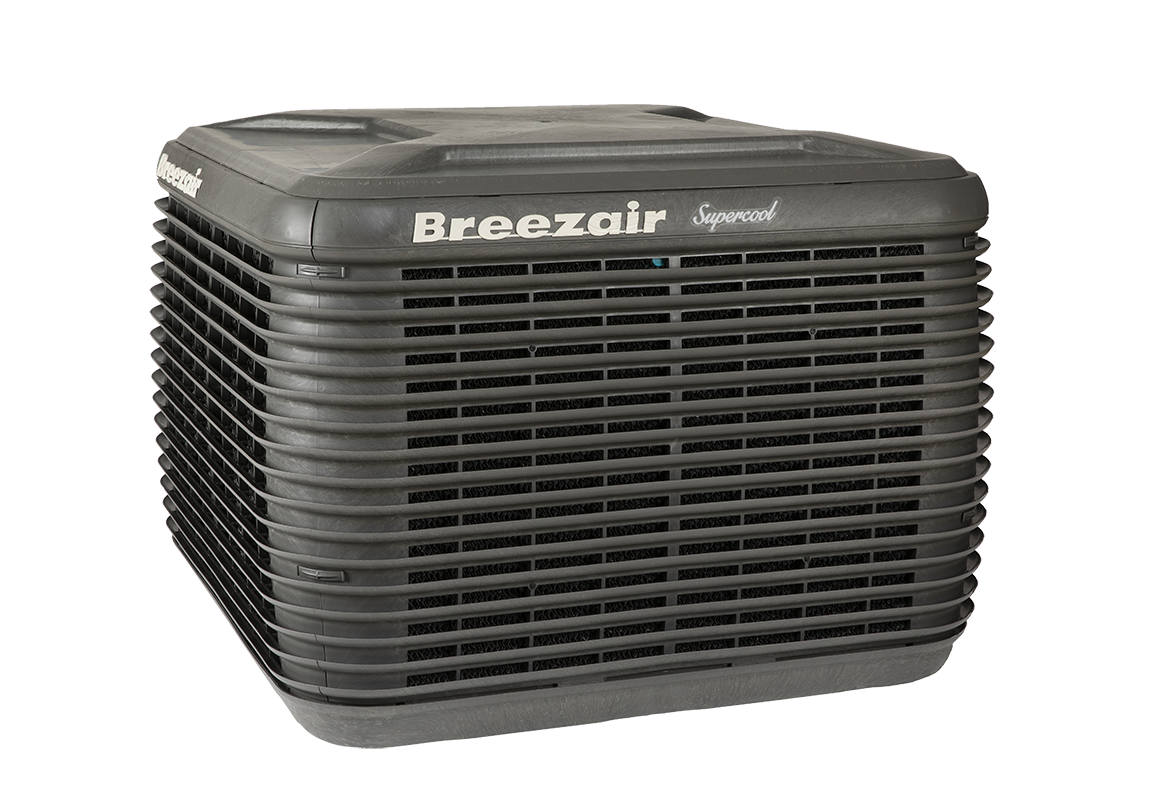 Breezeair Supercool Air Conditioner Range - Ducted Air Conditioners