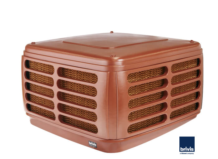 Brivis Advance Plus F66DS Evaporative Cooler - Ducted Air Conditioners
