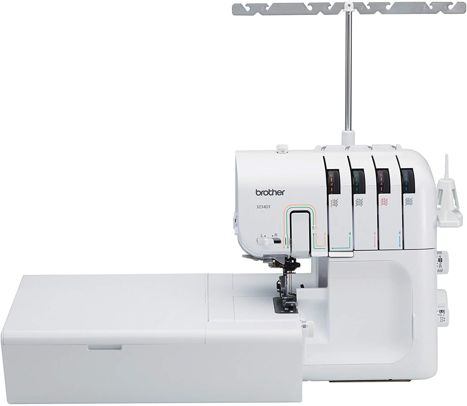 Brother 3234DT Thread Serger- Serger Sewing Machines