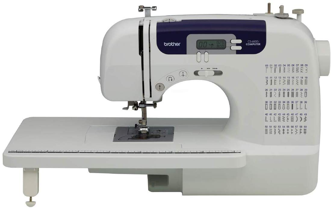 Brother CS6000i Sewing and Quilting Machine - Cheap Sewing Machines