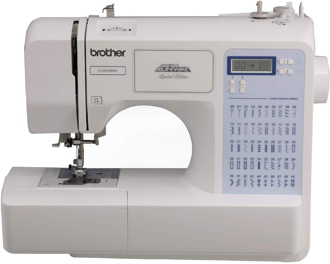 Brother Project Runway CS5055PRW Sewing Machine - Cheap Sewing Machines